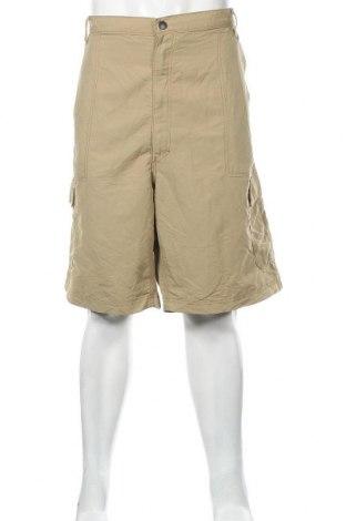 Мъжки къс панталон Wrangler, Размер XXL, Цвят Кафяв, Полиамид, Цена 29,93лв.