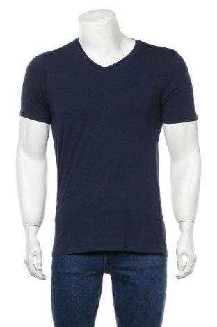 Мъжка тениска Christian Berg, Размер M, Цвят Син, Цена 15,60лв.