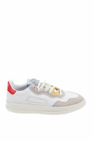 Încălțăminte bărbătească Adidas Originals, Mărime 42, Culoare Alb, Piele naturală, velur natural, Preț 174,08 Lei