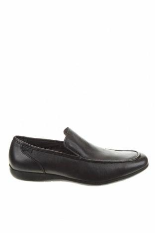 Ανδρικά παπούτσια Camper, Μέγεθος 46, Χρώμα Μαύρο, Γνήσιο δέρμα, Τιμή 84,67€