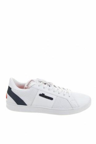 Ανδρικά παπούτσια Ellesse, Μέγεθος 46, Χρώμα Λευκό, Γνήσιο δέρμα, Τιμή 31,75€