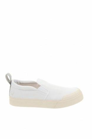 Мъжки обувки Lyle & Scott, Размер 43, Цвят Бял, Текстил, Цена 47,60лв.