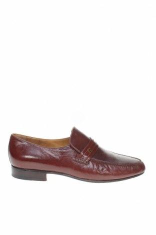 Мъжки обувки Moreschi, Размер 42, Цвят Кафяв, Естествена кожа, Цена 108,00лв.