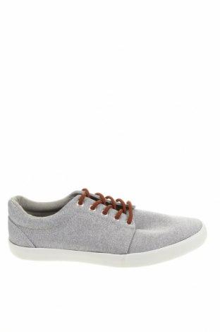 Мъжки обувки Pier One, Размер 40, Цвят Сив, Текстил, Цена 51,75лв.