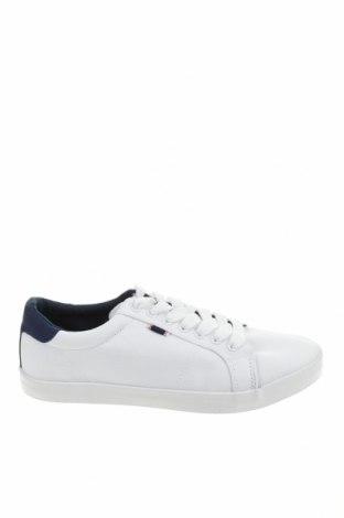 Мъжки обувки Pier One, Размер 41, Цвят Бял, Текстил, Цена 51,75лв.