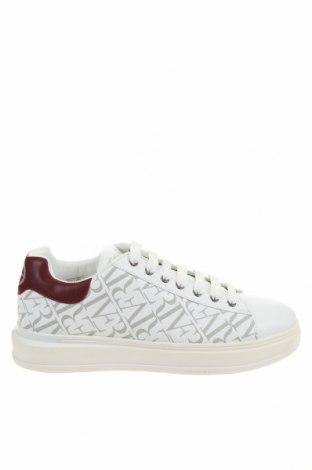Мъжки обувки River Island, Размер 45, Цвят Бял, Еко кожа, Цена 59,25лв.