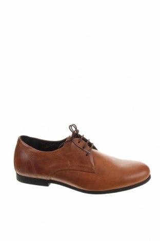 Мъжки обувки Royal Republiq, Размер 41, Цвят Кафяв, Естествена кожа, Цена 164,25лв.