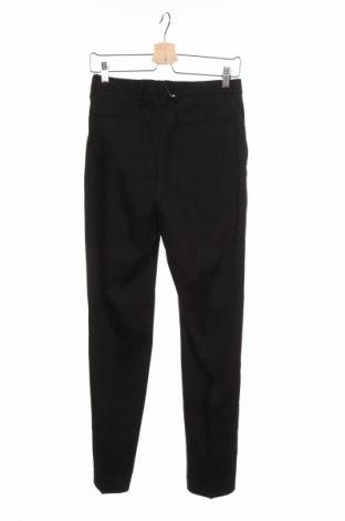 Мъжки панталон, Размер S, Цвят Черен, 68% полиестер, 30% вискоза, 2% еластан, Цена 17,60лв.