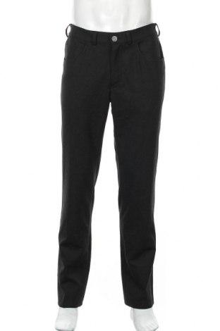 Мъжки панталон Atelier GARDEUR, Размер L, Цвят Черен, 68% полиестер, 29% вискоза, 3% еластан, Цена 12,60лв.