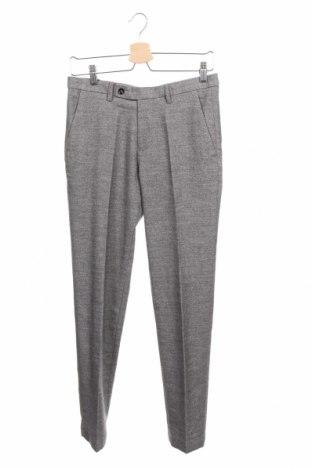 Мъжки панталон Cinque, Размер S, Цвят Сив, 66% памук, 21% полиестер, 12% вискоза, 1% еластан, Цена 35,76лв.