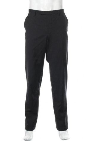 Мъжки панталон Cinque, Размер L, Цвят Черен, Вълна, Цена 8,70лв.