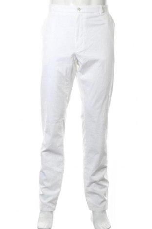 Ανδρικό παντελόνι Hugo Boss, Μέγεθος XL, Χρώμα Λευκό, 97% βαμβάκι, 3% ελαστάνη, Τιμή 131,06€