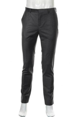 Мъжки панталон Kiomi, Размер M, Цвят Син, 70% полиестер, 30% вискоза, Цена 19,20лв.
