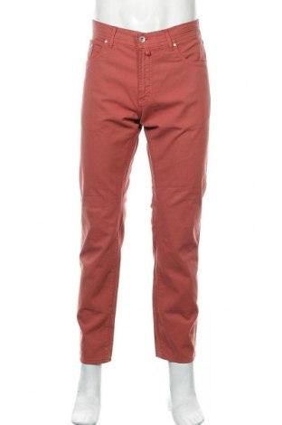 Мъжки панталон Pierre Cardin, Размер L, Цвят Червен, 98% памук, 2% еластан, Цена 30,42лв.