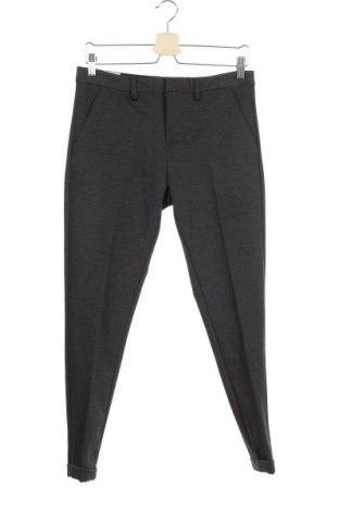 Мъжки панталон Tom Tailor, Размер S, Цвят Сив, 73% полиестер, 25% вискоза, 2% еластан, Цена 21,64лв.