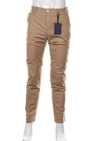 Ανδρικό παντελόνι Tommy Hilfiger, Μέγεθος M, Χρώμα Καφέ, 98% βαμβάκι, 2% ελαστάνη, Τιμή 94,29€