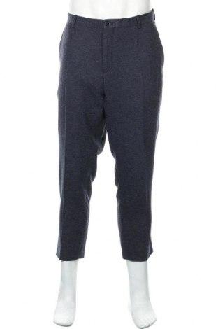 Pánské kalhoty  Viggo, Velikost XL, Barva Modrá, 75% polyester, 25% viskóza, Cena  333,00Kč
