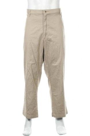 Мъжки панталон Wrangler, Размер XXL, Цвят Бежов, 99% памук, 1% еластан, Цена 23,52лв.