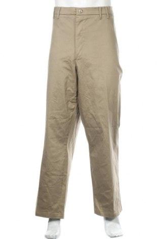 Мъжки панталон Wrangler, Размер 3XL, Цвят Бежов, 98% памук, 2% еластан, Цена 55,97лв.