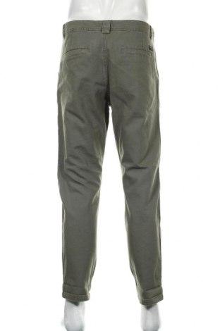 Мъжки панталон Your Turn, Размер L, Цвят Зелен, Памук, Цена 25,20лв.