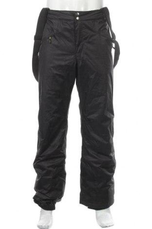 Мъжки панталон за зимни спортове Active By Tchibo, Размер L, Цвят Черен, Полиестер, Цена 21,18лв.