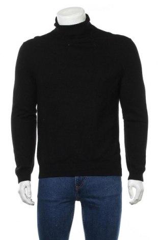 Ανδρικό πουλόβερ McNeal, Μέγεθος XL, Χρώμα Μαύρο, 47% μαλλί, 38% βισκόζη, 10% πολυαμίδη, Τιμή 10,83€
