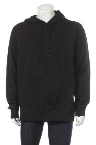 Ανδρικό φούτερ H&M Divided, Μέγεθος XL, Χρώμα Μαύρο, 70% βαμβάκι, 30% πολυεστέρας, Τιμή 14,19€