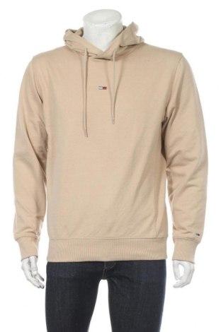 Ανδρικό φούτερ Tommy Hilfiger, Μέγεθος M, Χρώμα  Μπέζ, 60% βαμβάκι, 40% πολυεστέρας, Τιμή 53,74€