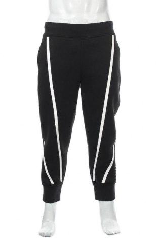 Ανδρικό αθλητικό παντελόνι Black Barrett by Neil Barrett, Μέγεθος L, Χρώμα Μαύρο, Βισκόζη, Τιμή 131,06€