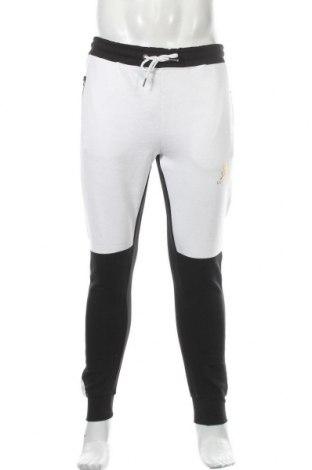 Мъжко спортно долнище Brave Soul, Размер M, Цвят Черен, 80% памук, 20% полиестер, Цена 20,24лв.