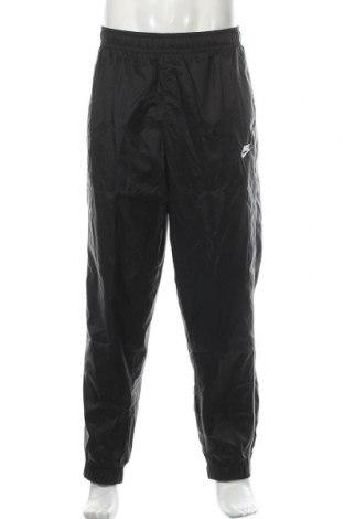 Мъжко спортно долнище Nike, Размер XL, Цвят Черен, Полиамид, Цена 37,62лв.