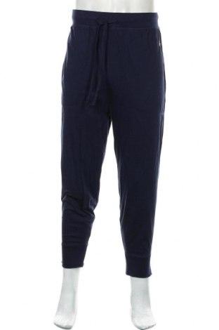 Мъжко спортно долнище Polo By Ralph Lauren, Размер XL, Цвят Син, Памук, Цена 64,50лв.