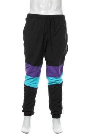 Ανδρικό αθλητικό παντελόνι Urban Classics, Μέγεθος L, Χρώμα Μαύρο, Πολυαμίδη, Τιμή 26,68€