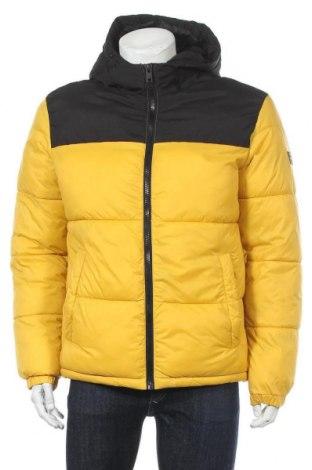 Мъжко яке Jack & Jones, Размер L, Цвят Жълт, Полиестер, Цена 119,25лв.