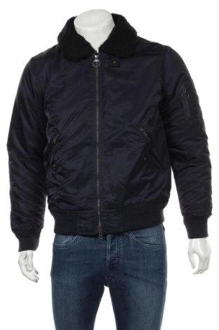 Pánská bunda  Lacoste, Velikost M, Barva Modrá, Polyamide, Cena  2211,00Kč