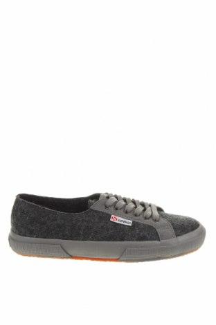 Обувки Superga, Размер 41, Цвят Сив, Текстил, Цена 52,02лв.