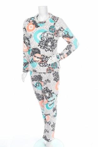 Пижама Desigual, Размер S, Цвят Многоцветен, 100% полиестер, Цена 111,75лв.