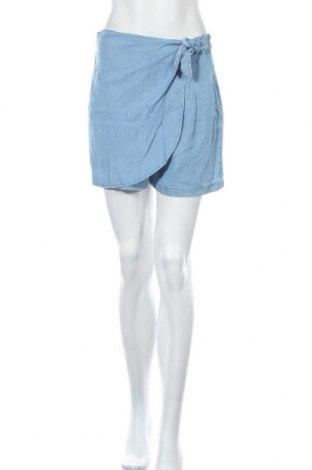 Пола - панталон Vero Moda, Размер M, Цвят Син, Лиосел, Цена 36,75лв.