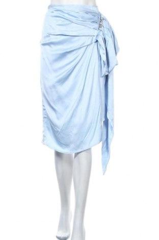 Φούστα Birgitte Herskind, Μέγεθος L, Χρώμα Μπλέ, Βισκόζη, Τιμή 66,25€
