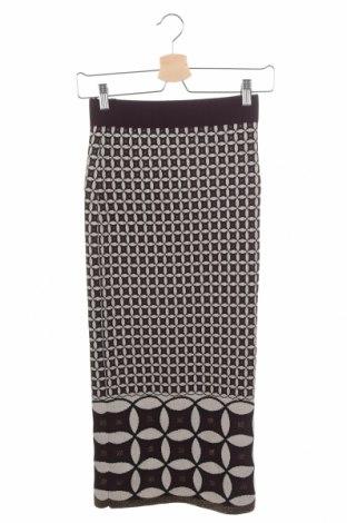 Φούστα H&M, Μέγεθος XS, Χρώμα Πολύχρωμο, Τιμή 11,60€