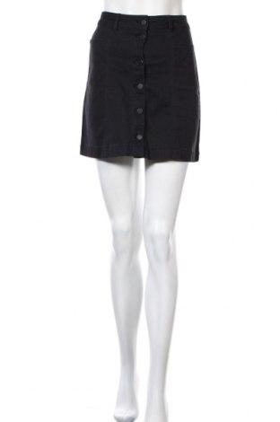 Φούστα H&M Divided, Μέγεθος XXS, Χρώμα Μαύρο, Βαμβάκι, Τιμή 13,46€