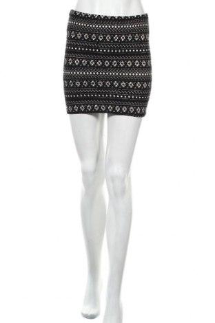 Φούστα H&M Divided, Μέγεθος XS, Χρώμα Μαύρο, 95% πολυεστέρας, 5% ελαστάνη, Τιμή 13,46€