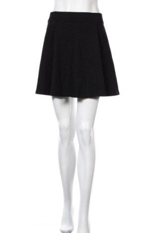 Φούστα H&M Divided, Μέγεθος M, Χρώμα Μαύρο, 70% βισκόζη, 27% πολυαμίδη, 3% ελαστάνη, Τιμή 11,14€