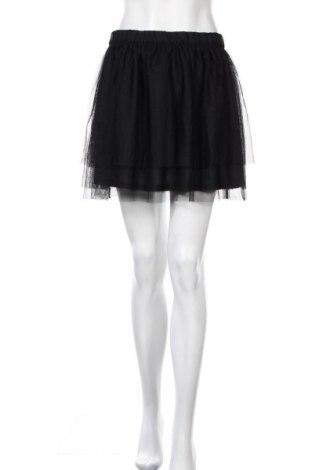 Φούστα H&M Divided, Μέγεθος M, Χρώμα Μαύρο, Πολυεστέρας, Τιμή 21,34€