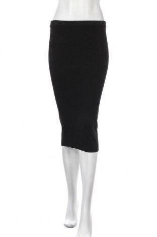 Φούστα Missguided, Μέγεθος S, Χρώμα Μαύρο, 70% βισκόζη, 30% πολυαμίδη, Τιμή 6,93€