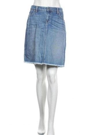 Φούστα Tommy Hilfiger, Μέγεθος XL, Χρώμα Μπλέ, 98% βαμβάκι, 2% ελαστάνη, Τιμή 29,23€