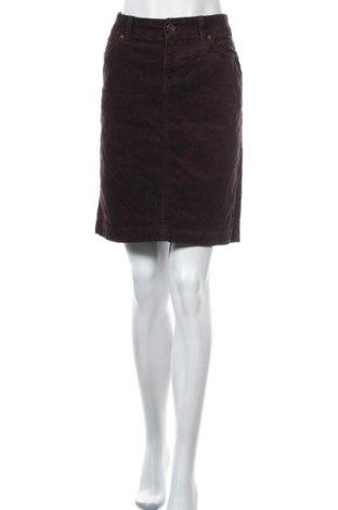Φούστα Tommy Hilfiger, Μέγεθος M, Χρώμα Καφέ, 97% βαμβάκι, 3% ελαστάνη, Τιμή 24,68€