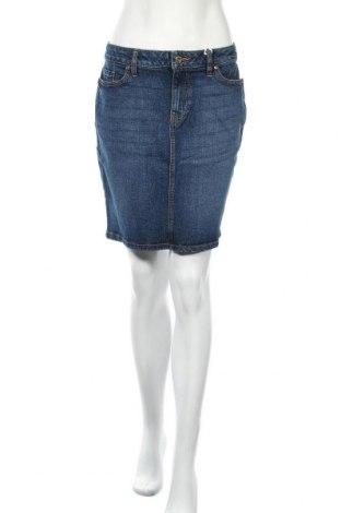 Φούστα Tommy Hilfiger, Μέγεθος M, Χρώμα Μπλέ, 99% βαμβάκι, 1% ελαστάνη, Τιμή 49,87€