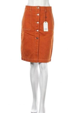 Пола Twintip, Размер S, Цвят Оранжев, Памук, Цена 24,10лв.