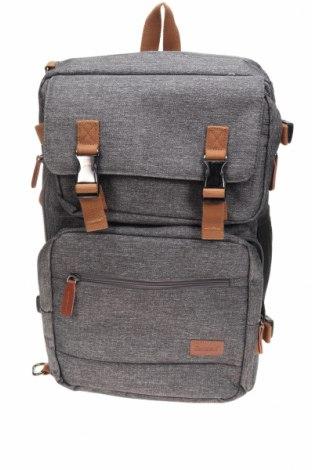 Σακίδιο για laptop, Χρώμα Γκρί, Κλωστοϋφαντουργικά προϊόντα, Τιμή 19,87€